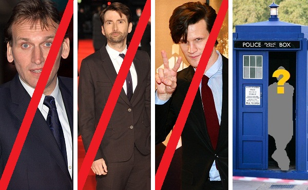Doctor Who dream casting