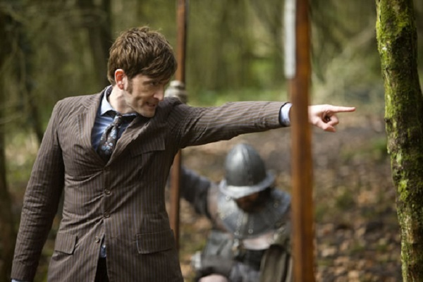Doctor Who The Day of the Doctor Tennant