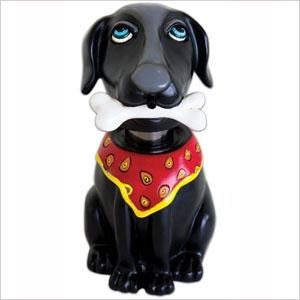 Dog soap spitter
