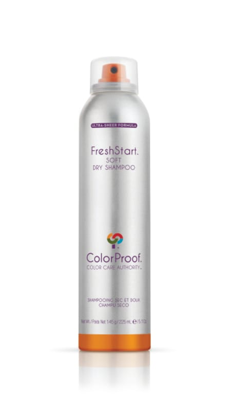 Dry Shampoo for Textured Hair: ColorProof FreshStart Soft Dry Shampoo