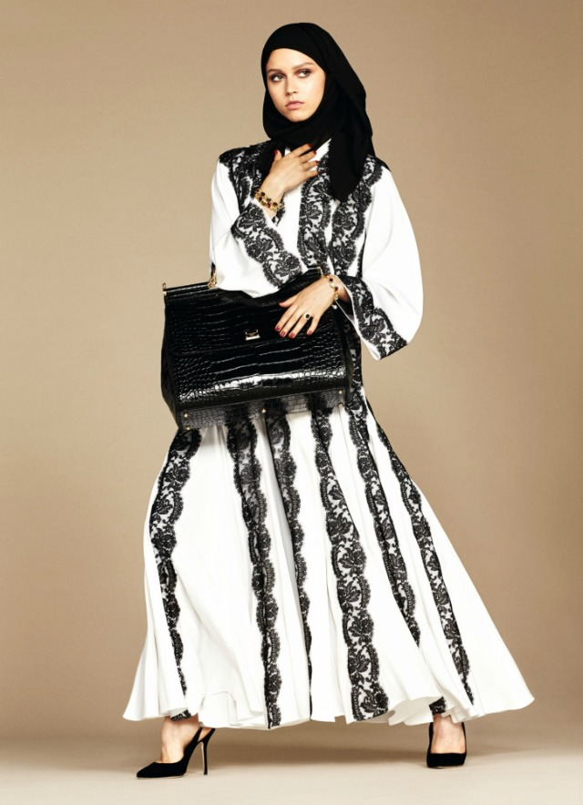 Dolce & Gabbana hijab line