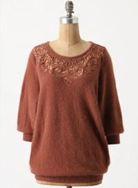 ultra-soft dolman winter sweater