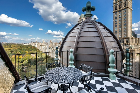 Dome penthouse