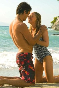 Dominic Cooper and girlfriend Amanda Seyfried