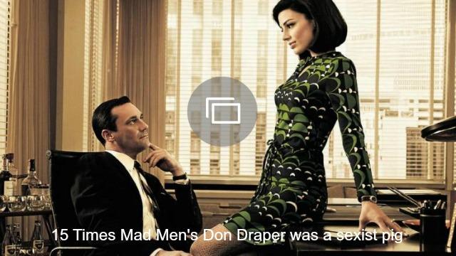 Don Draper slideshow
