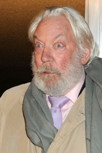 Hunger Games: Donald Sutherland is President Snow – SheKnows