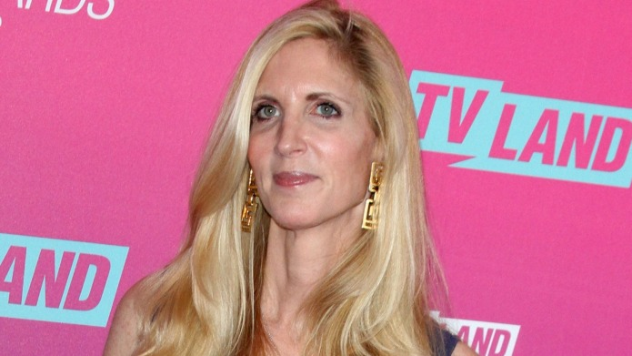 Calling Ann Coulter a 'c***' is