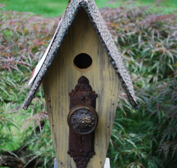 Doorknob Birdcage
