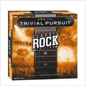 Trivial Pursuit Classic Rock Edition