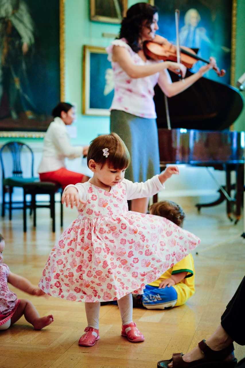 Bach To Baby concerts