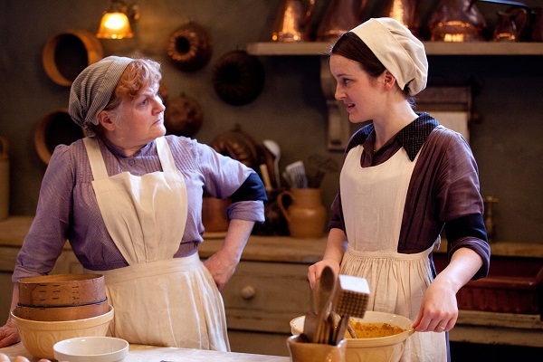 Downton Abbey's favorite staff -- Is one of them leaving?