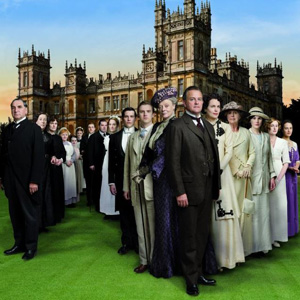 Downton Abbet TV Series