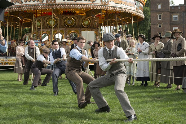 Downton Abbey Finale at the fair