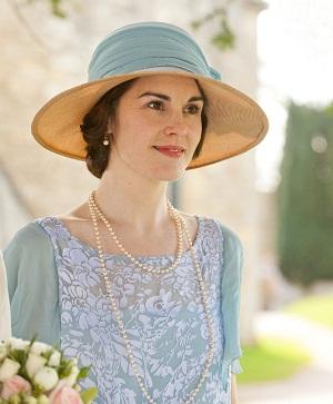 Downton's Mary