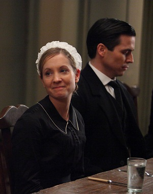 Downton Abbey's Mrs. Bates