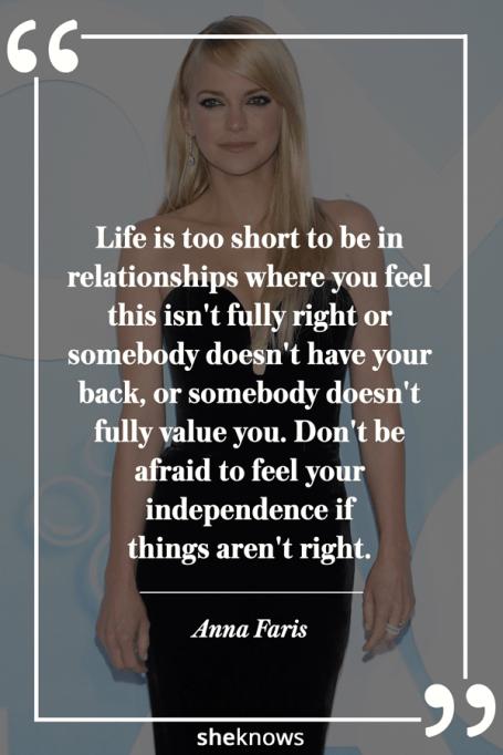 Anna Faris quote