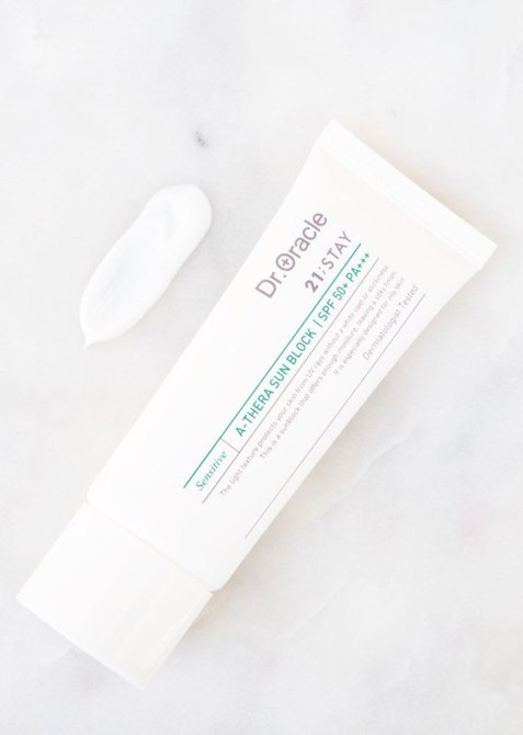 Dr. Oracle A-Thera Sunblock SPF 50