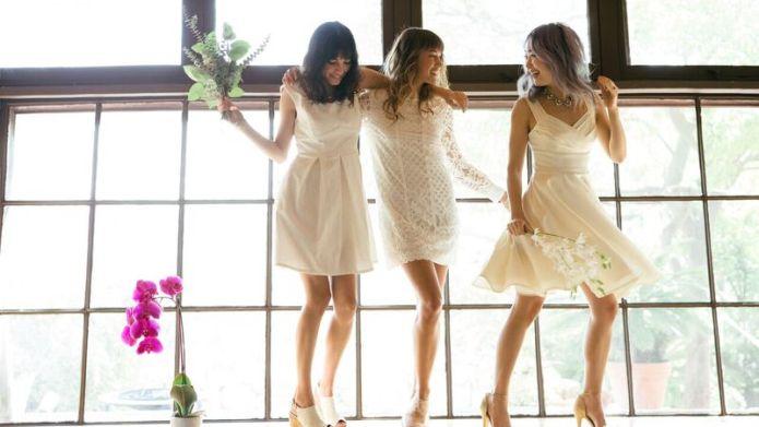 ModCloth's wedding line nails the boho