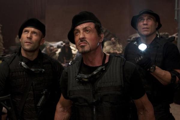 The Expendables 2 stuntman killed on