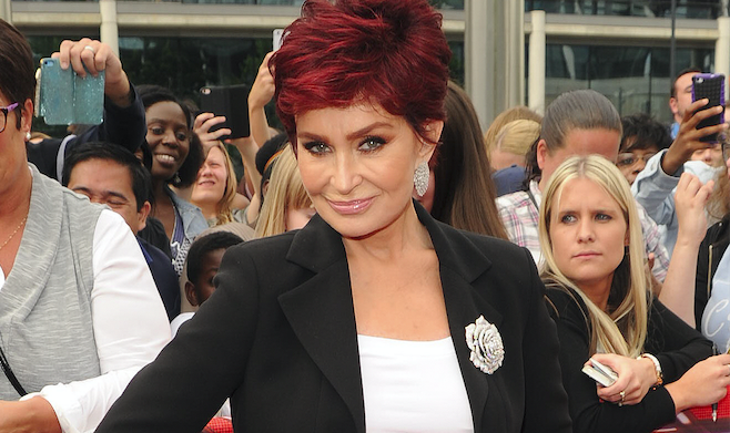 Sharon Osbourne shouldn't get punished for