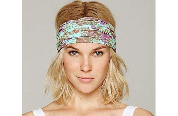 Summer's hottest hair trend: Turban headbands