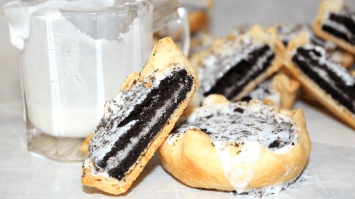 Oreo pie cookies: Only 3 ingredients