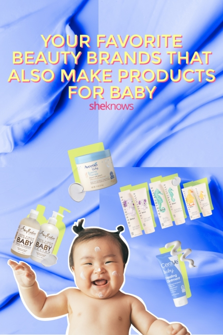14 of Your Favorite Beauty Brands That Also Make Products for Baby