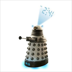 Dr Who Dalek projection alarm clock | Sheknows.ca