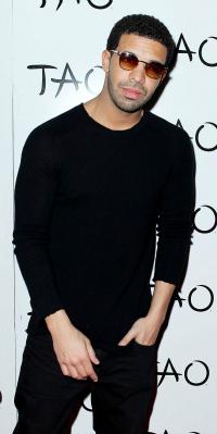 Drake at Tao Nightclub in Las Vegas