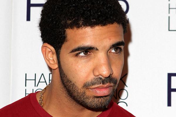 Drake in Las Vegas on NYE