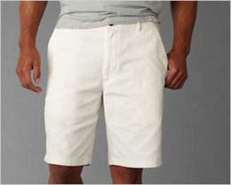 Classic Flat Front Shorts from Dockers.