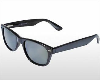 Dockers Wayfarer-style glasses