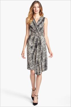 Adrianna Papell Asymmetrical Twist Dress (Nordstrom, $139)