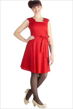 Ignite the Night Dress (ModCloth, $53)