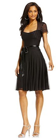 Dress with empire waist for wedding