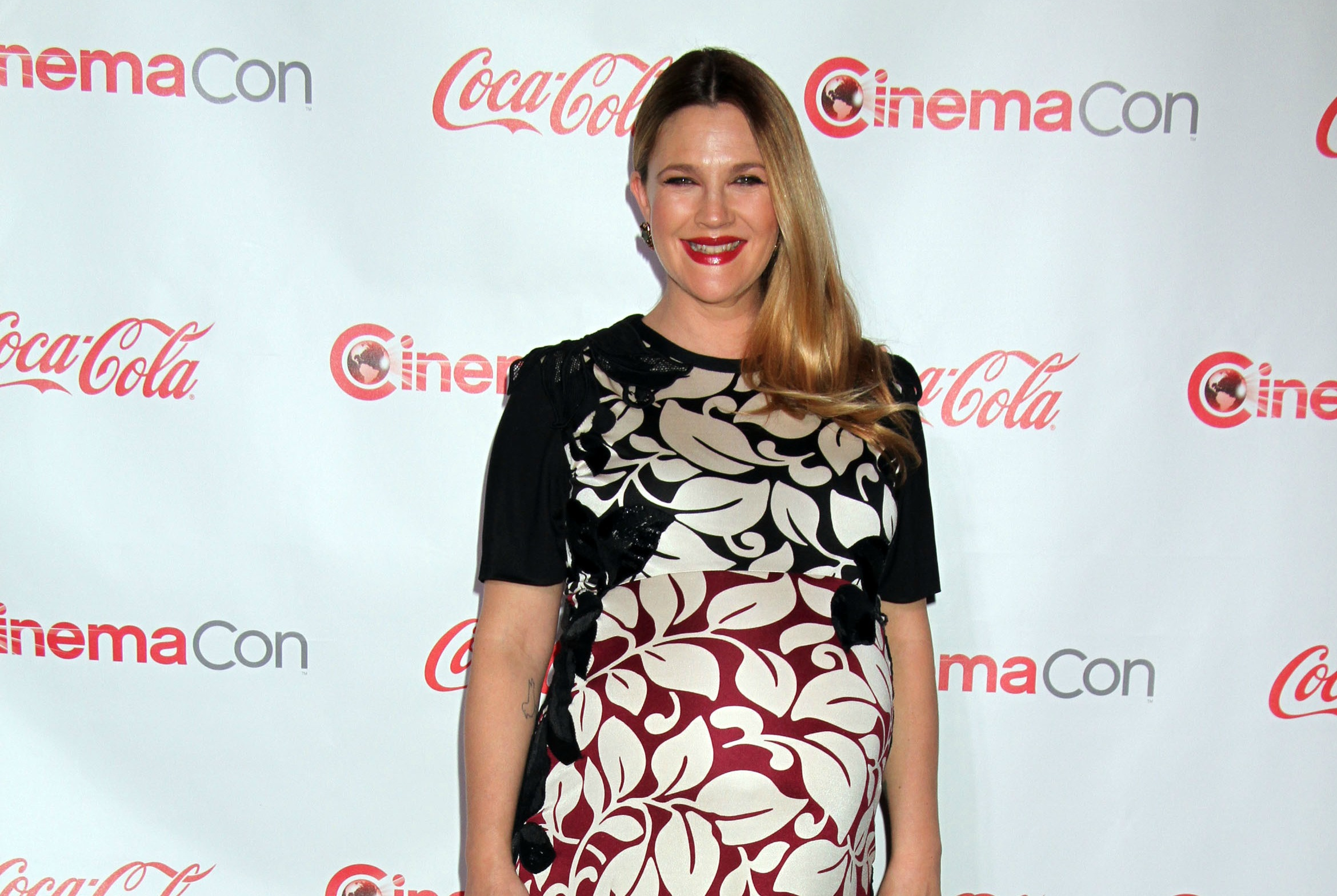Drew Barrymore gushes about motherhood to Red Magazine