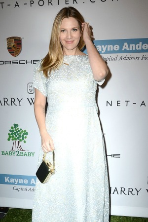 Drew Barrymore gushes about her pregnancy and reveals food cravings