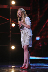 X Factor auditions: Drew Ryniewicz sings Baby