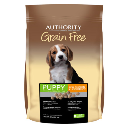 authority grain free dog food review rating recalls - 450×450