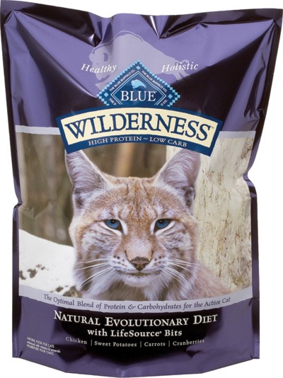 Blue Buffalo Wilderness cat food