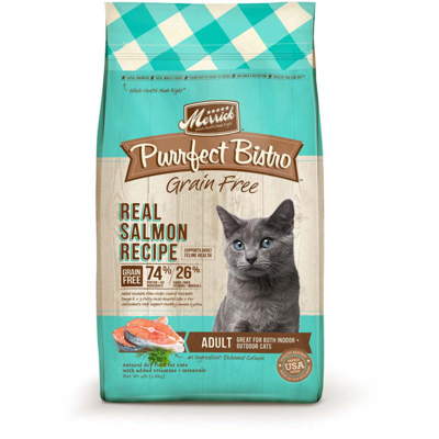 Merrick Purrfect Bistro cat food