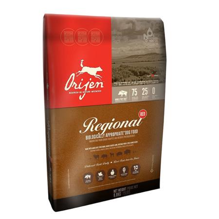 Orijen Regional Red Grain-Free dog food