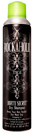 TiGi Rockaholic Dry Shampoo