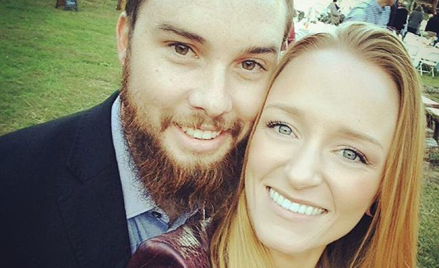 Teen Mom Maci Bookout caught in