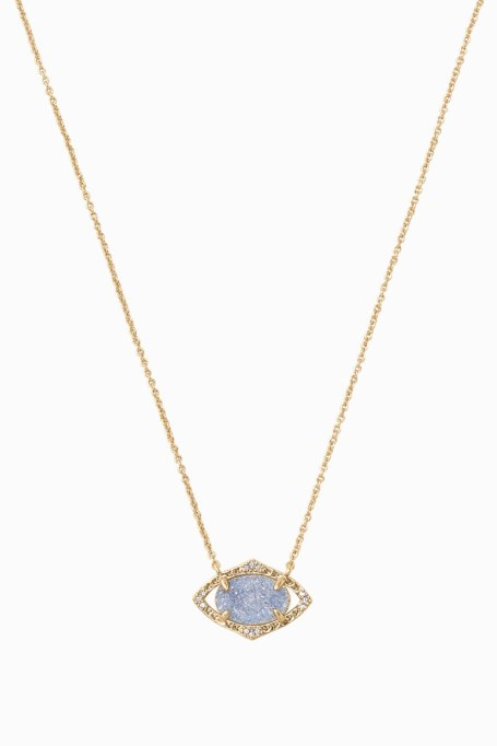 Gorgeous Jewelry Finds That Look Expensive: Charlotte Pendant | Inexpensive Jewelry Trends