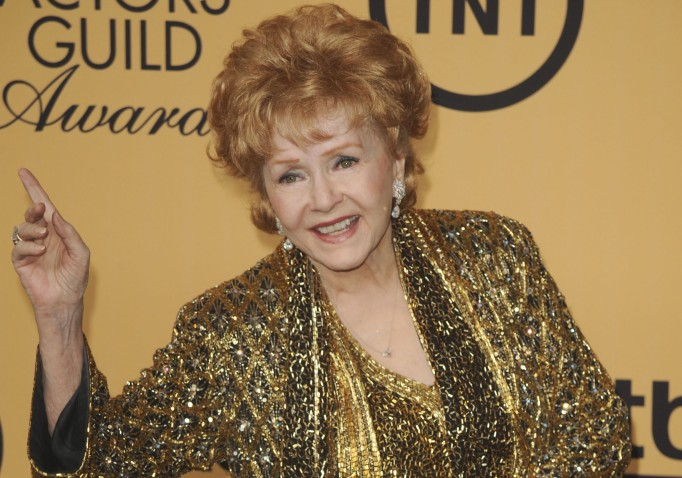 Debbie Reynolds SAG Awards
