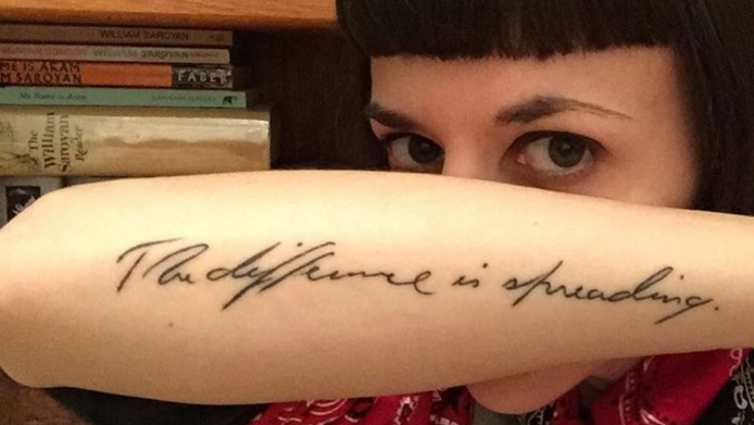 13 gorgeous tattoos inspired by female