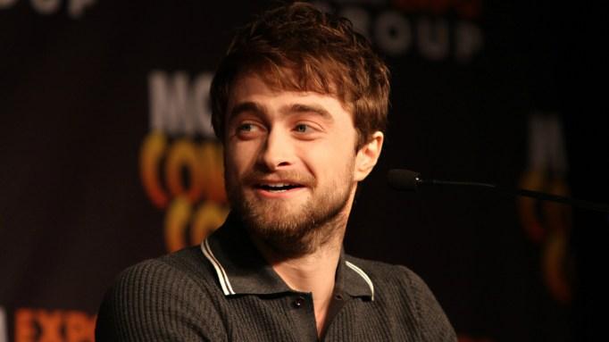 Daniel Radcliffe virginity