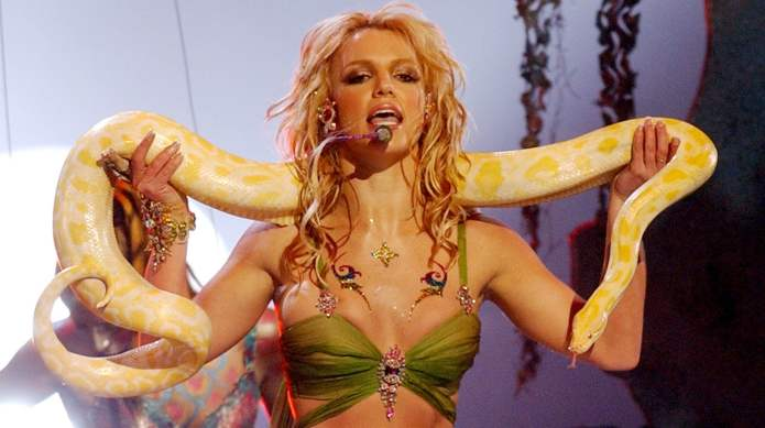 These Wild Britney Spears Moments Will