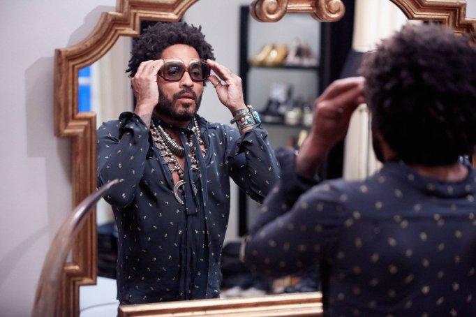 Lenny Kravitz in Star